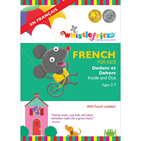 Amazon.com: FRENCH FOR KIDS: Dedans et Dehors (Inside and Out ...