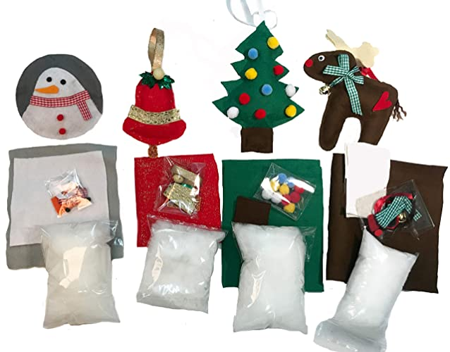 DIY KIT adornos de navidad de miregalodiferente.com