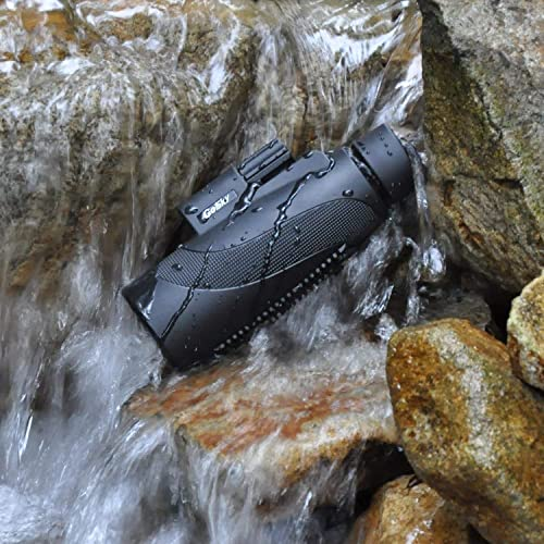 Gosky Titan 12X50 High Power Prism Monocular Waterproof