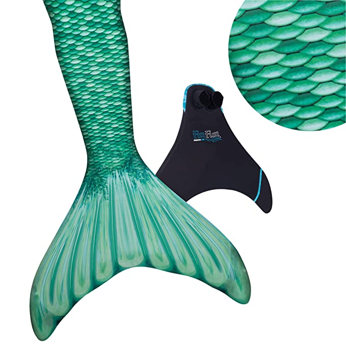 e5478cb55bbd6 Fin Fun Mermaid Tails for Swimming with Monofin - Girls