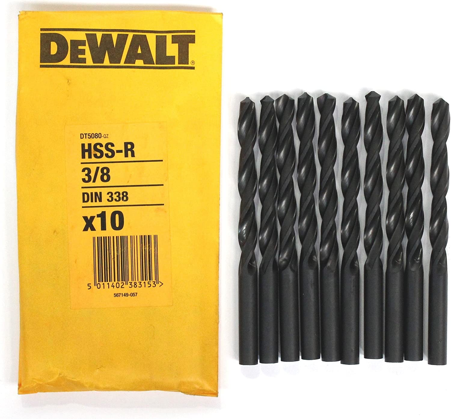 Hss drill made in germany 3,1mm