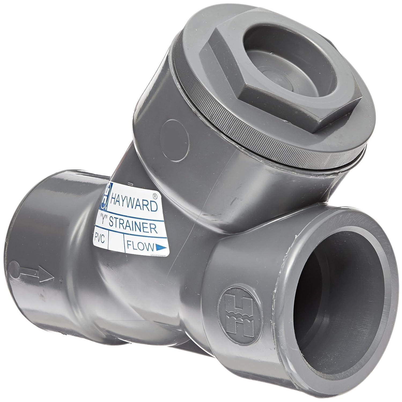 Hayward YS10300S Series YS Y-Strainer 3 Size 3 Size Hayward Industries Inc. Socket End PVC with FPM Seal
