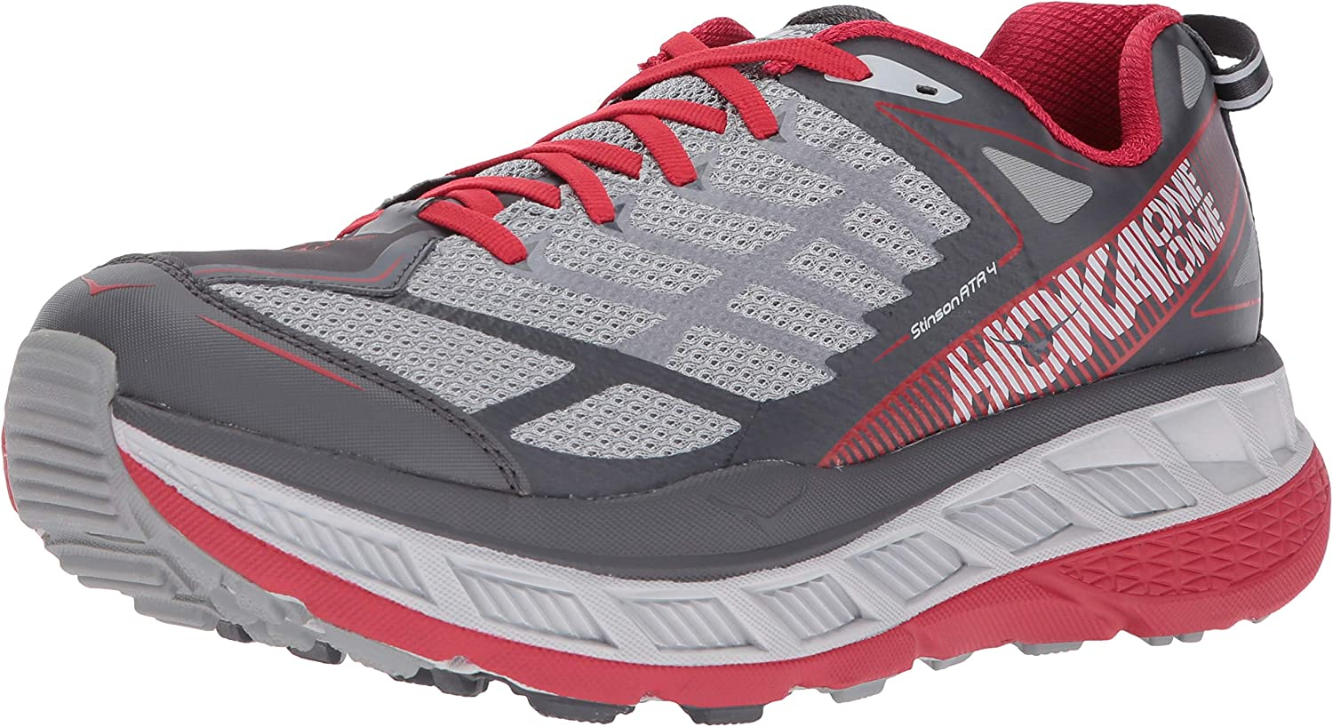 HOKA ONE ONE Mens Stinson ATR 4 Running Shoe
