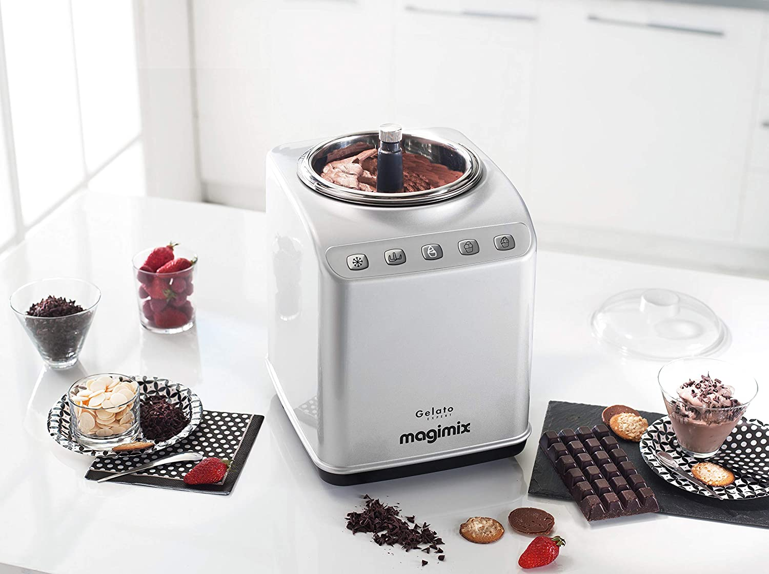 Magimix ice cream maker review