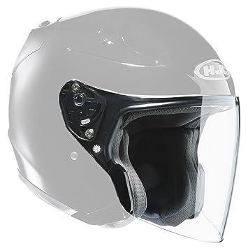 HJC RPHA - Visera para casco Jet, transparente y nítida, HJ-17a,