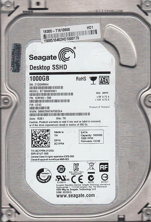 st1000dx001 firmware