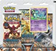 Pokemon TGC Steam Siege Three Booster [modleos aleatorios]