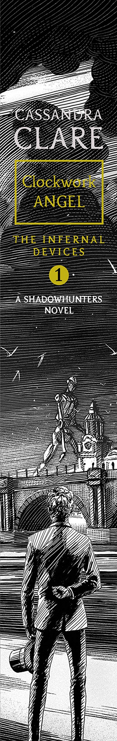 Amazon: Clockwork Angel (the Infernal Devices) (9781481456029):  Cassandra Clare: Books