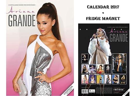 Ariana Grande Calendario.Ariana Grande Calendario 2017 Ariana Grande Calamite Da