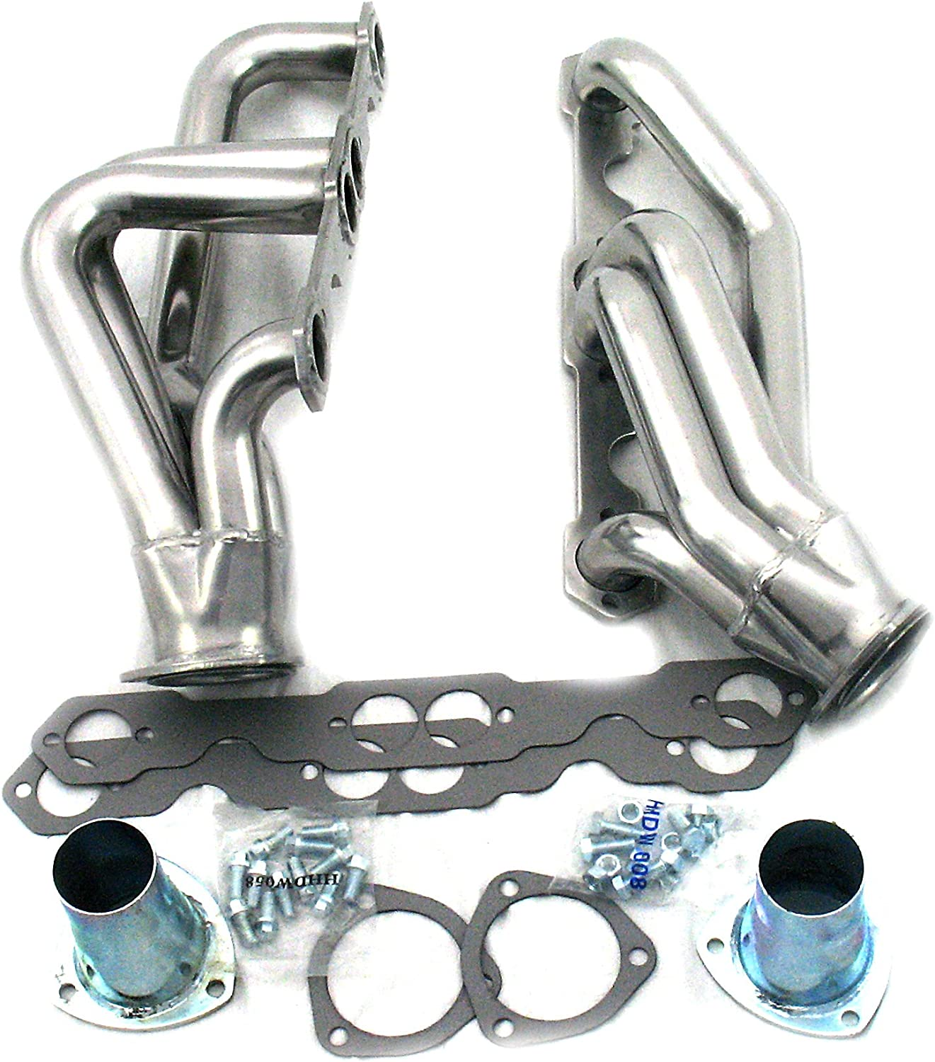 """Patriot Exhaust H8063 1-5/8"""" Tri-5 Exhaust Header for Small Block Chevrolet 55-57"""