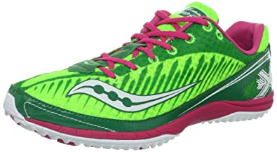 Saucony Women's Kilkenny XC5 Cross Country Spike Shoe