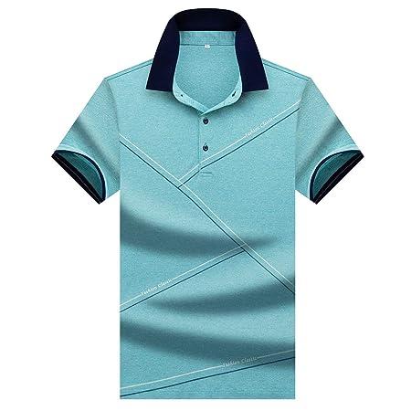 JTQMDD Camiseta De Verano De Color Sólido For Hombre, Deportiva ...