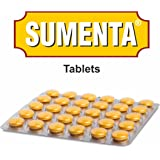 Charak Pharma Sumenta Tablet for Stress and Anxiety (60 tablets)