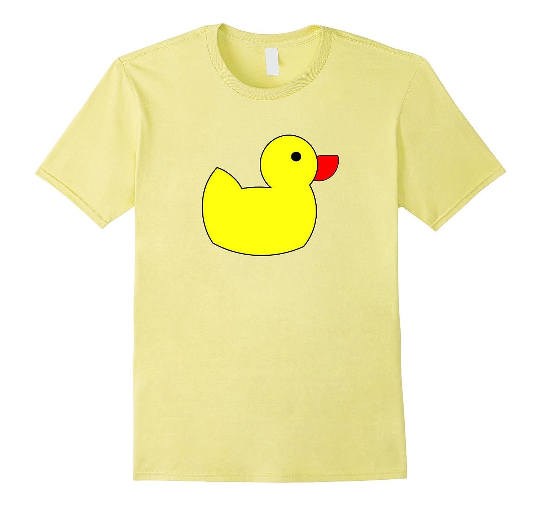 eb3c40c9db Rubber Ducky Emoji Shirt – Cute Yellow Funny Duck T-Shirt-BN – Banazatee