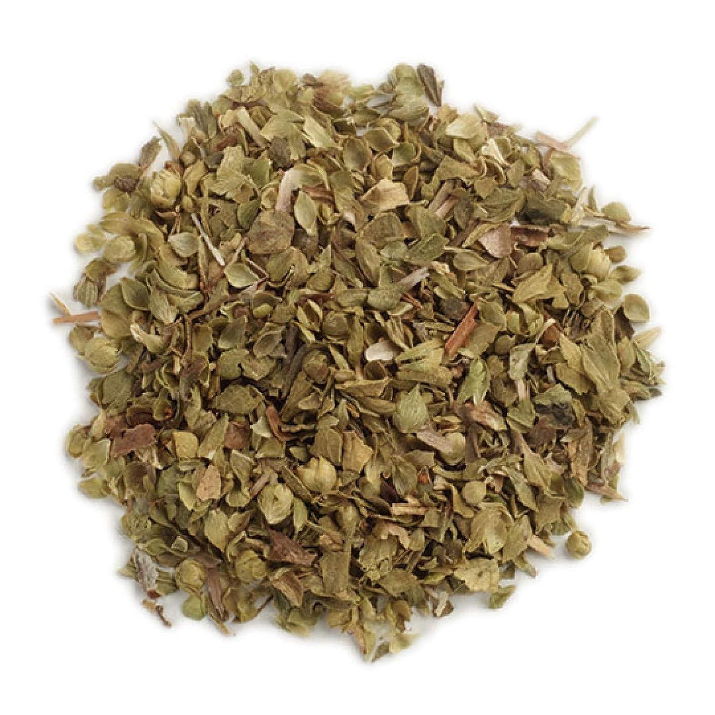 Frontier Co-op Oregano Leaf, Mediterranean, Cut & Sifted, Fancy Grade, Certified Organic 1 lb. Bulk Bag