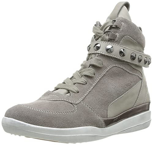 Geox D Hyperspace A Vit Sneaker donna Gris