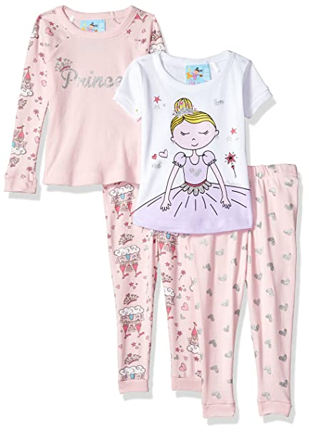 Buns Kidz Baby Girls L13855, Multi, 18M