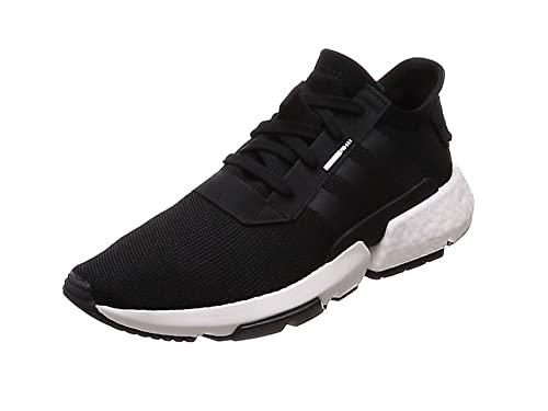 official photos f4d41 cb9df adidas Pod-s3.1 Chaussures de Fitness garçon, Noir NegbásFtwbla 000