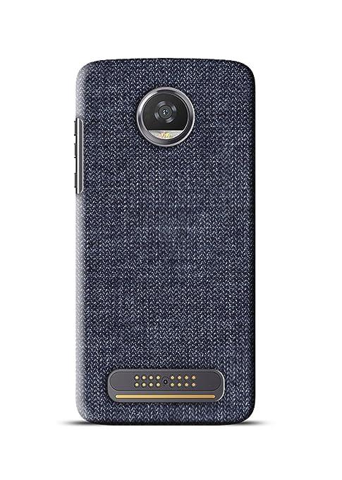 74d47ba6e The Shopmetro Back Cover for Moto Z2 Play  Amazon.in  Electronics