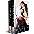 The Billionaire's Kiss Boxset (Kissed Series) (English Edition)
