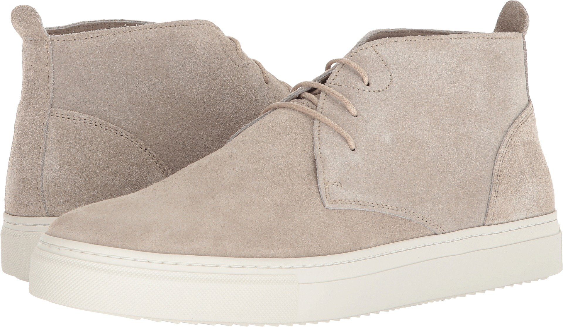 Supply Lab Men's Shep Sand Suede Lace up Casual Color Sand Suede Size 10.5