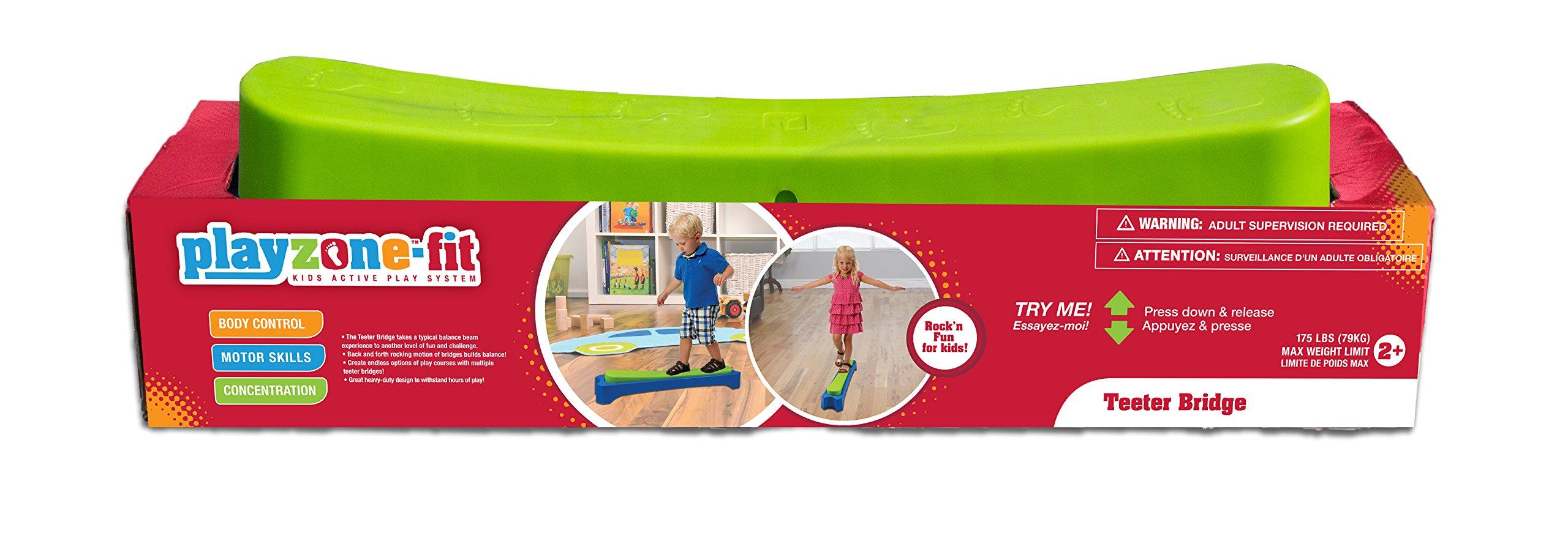 Playzone-fit Teeter Bridge
