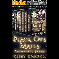 Black Ops Mates Complete Series: Lion Shifter Romance Series Box Set
