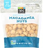365 Everyday Value, Macadamia Nuts, Roasted & Salted, 8 oz