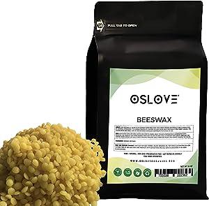 Organic Beeswax 1 LB by Oslove Organics