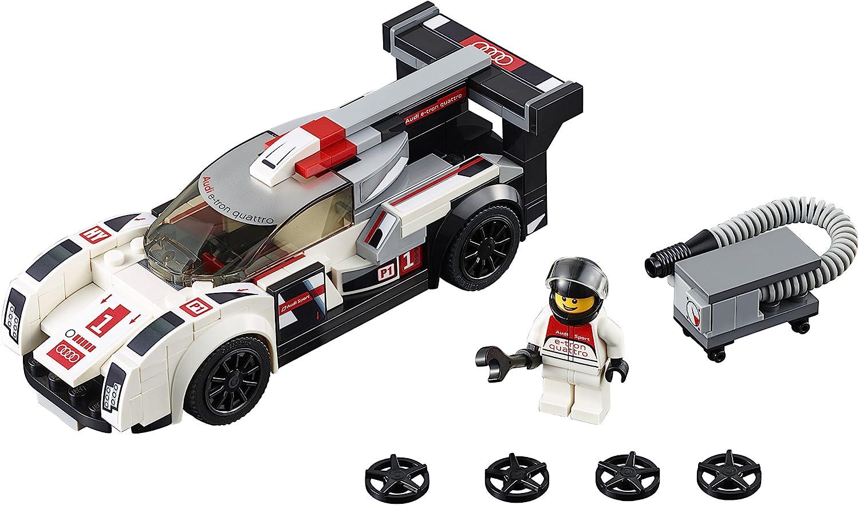 LEGO Speed Champions Audi R18 e-tron quattro (75872)