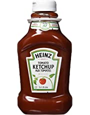 Heinz Tomato Ketchup, 1.25L Fridge Fit Bottle - 2 Pack