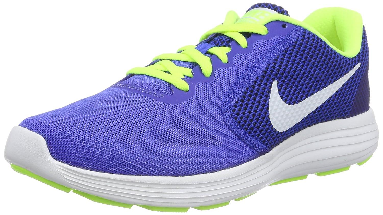 Nike 819300 403, Zapatillas para Hombre 46 EU|Azul (Racer Blue / White Volt Black)