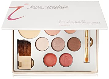 Amazon.com: Jane Iredale Color Sample Kit - Medium: Luxury Beauty