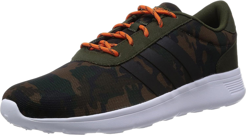 Adidas Lite Racer, Camo/green/black