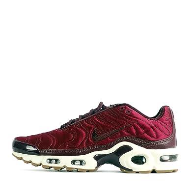 c3d0c6f592a57 Nike 848891 600 Air Max Plus Premium Sneaker Weinrot|40.5: Amazon.de ...