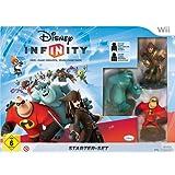 Disney Infinity: Starter - Set - [Nintendo Wii]