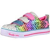 Skechers Unisex-Child Girls 20162L Twinkle Lite-Sparkle Scales
