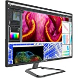 "Sceptre 27"" IPS Ultra 4K LED Monitor, UHD 3840x2160, HDMI DVI DisplayPort Speakers, Metallic Black (2017)"