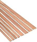 110 Copper Rectangular Bar Sample Pack, Full Hard