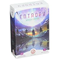 Entropy Worlds Collide Strategy Game