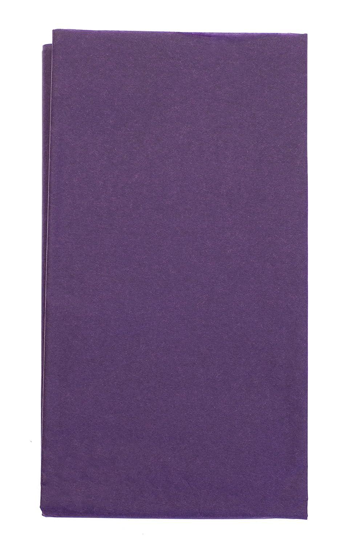 CI 17GSM Lot de 48feuilles 50x 76cm Super valeur Lot de soie, violet 5836-7