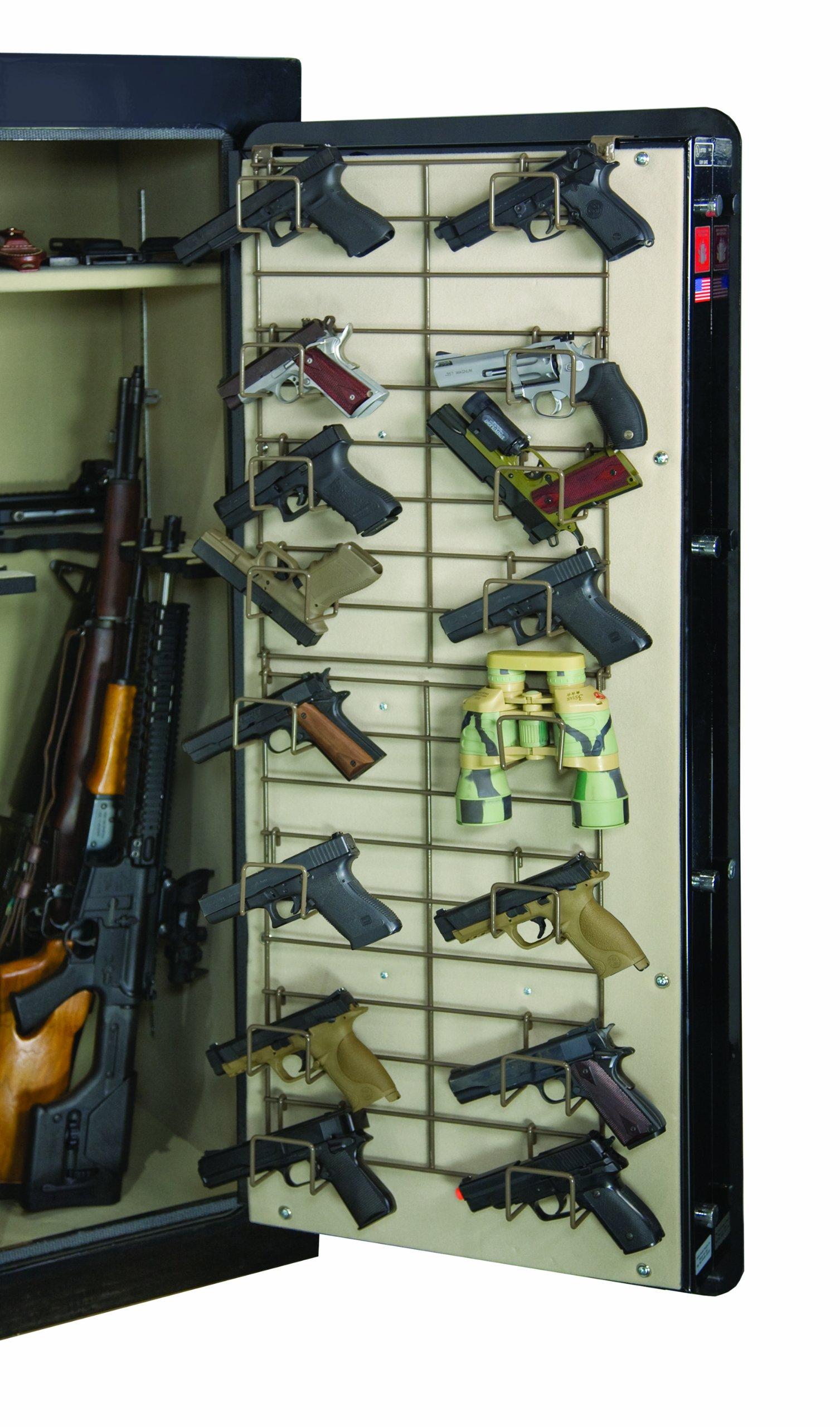 Rack'Em The Maximizer 16 Pistol In-Safe Handgun Rack (Full Door) by Rack'em (Image #2)