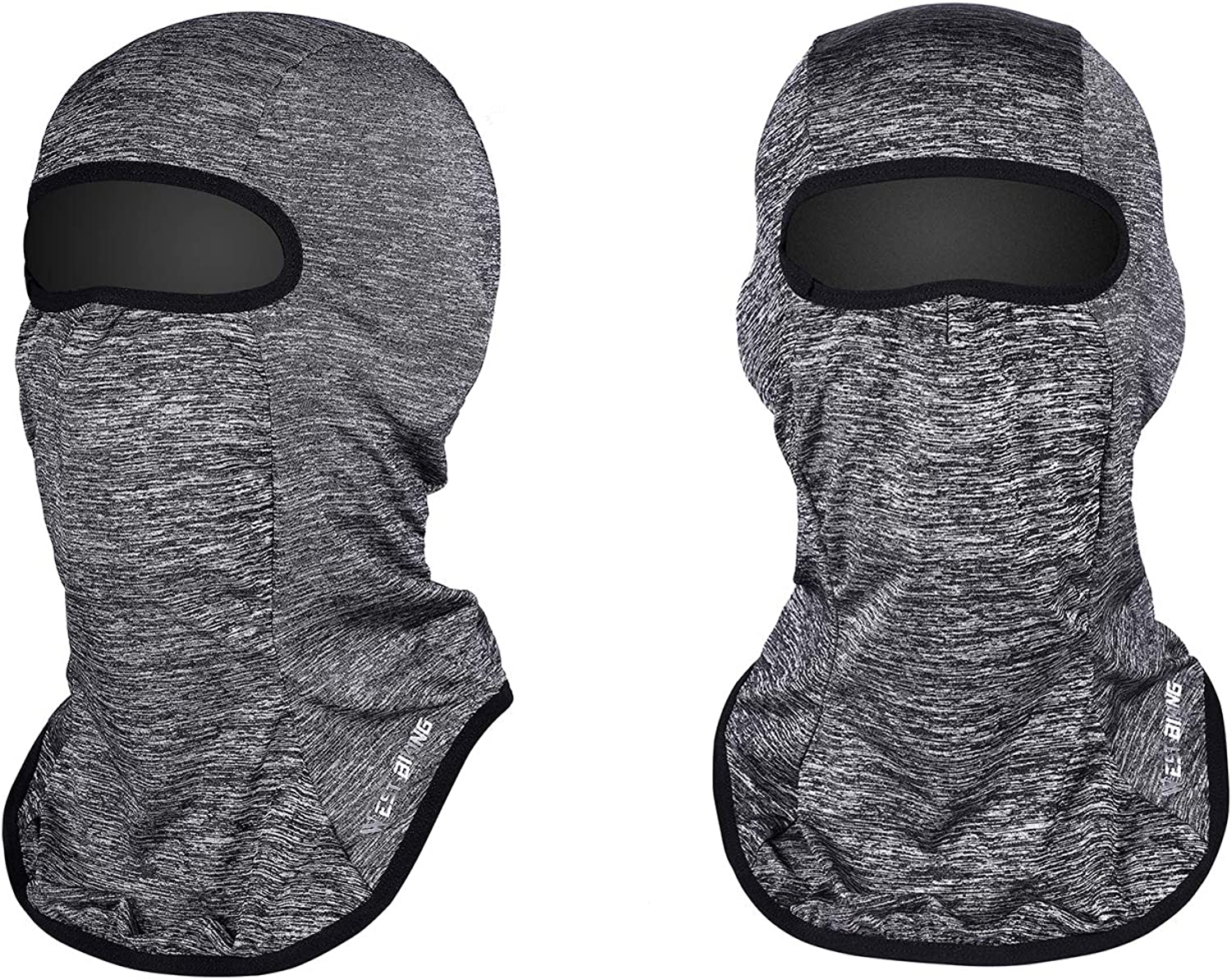 Blaclava UV Protection Dustproof Breathable Cooling Face Mask Neck Gaiter Headwear Running Cycling Motor Mask for Men Women