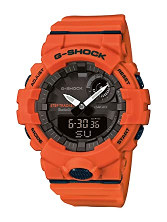CASIO Montre Homme GBA-800-4AER