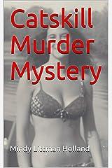 Catskill Murder Mystery Kindle Edition