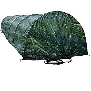 Tierra Garden 50 5070 Haxnicks Easy Shade Net Tunnel Garden Cloche, Standard