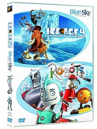 Ice Age 4 + Robots [DVD]