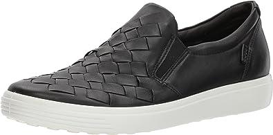 Soft 7 Woven Slip on Fashion Sneaker