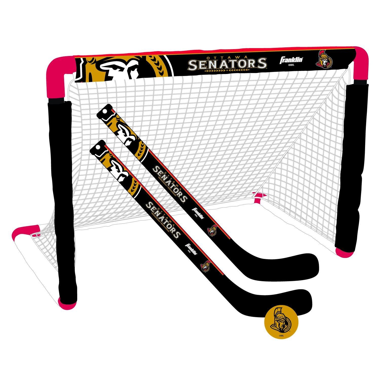 Franklin Sports NHL セネターズ ミニホッケーセット B0096DICE8