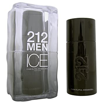 Amazoncom 212 On Ice Blue By Carolina Herrera For Men 34 Ounce